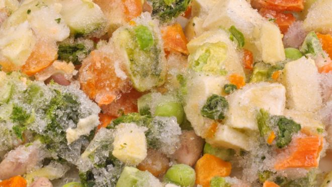 Supermarkets recall frozen vegetables over listeria fears bbc news frozen vegetables forumfinder Gallery