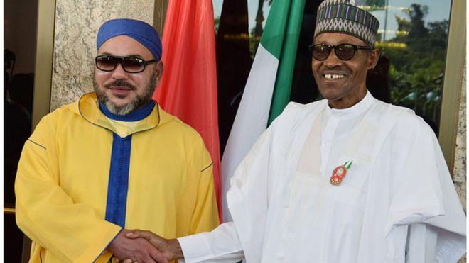 """Résultat de recherche d'images pour """"gazoduc Maroc-Nigéria"""""""