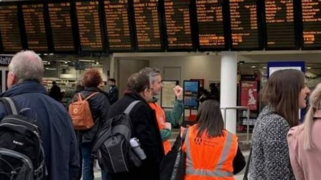 Government action on West Midlands Trains