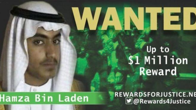 حمزة بن لادن: تقارير أمريكية تكشف عن