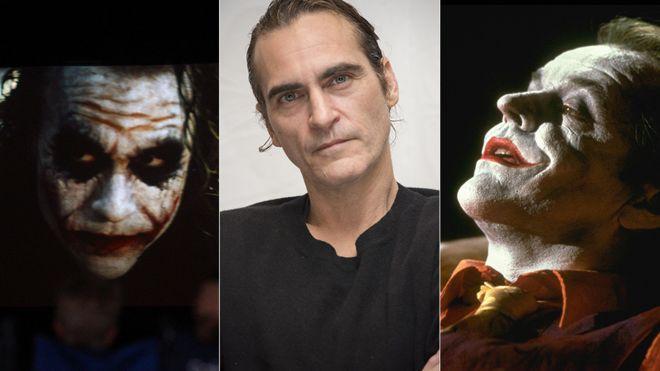 The Joker Joaquin Phoenix And The Many Faces Of Gotham S