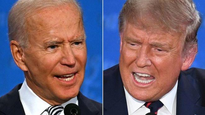 De mémoire d'américain jamais débat pour les présidentielles n'a été âpre comme celui du mardi 29 septembre entre Donald Trump et Joe Biden
