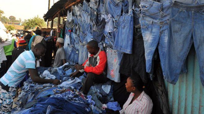Gikomba market - 2012 picture