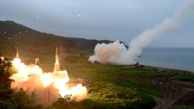 朝鮮專注於核測試