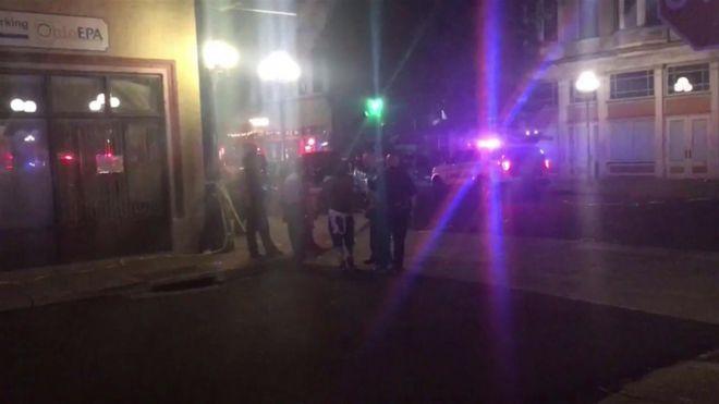 Dayton shooting: Nine confirmed killed, shooter also dead