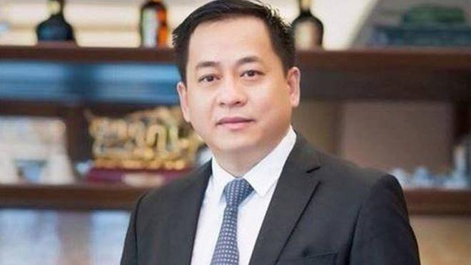Ông Phan Văn Anh Vũ