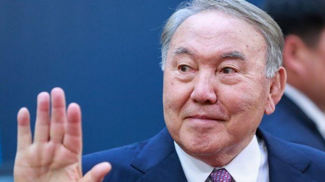 Назарбаевқа жаңа құрметті мәртебе берілді