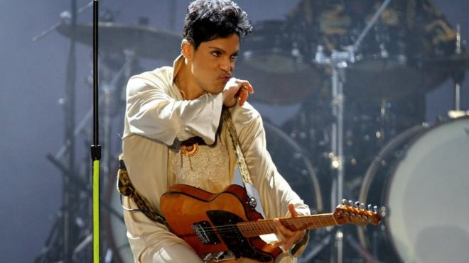 Rare Prince album surfaces in Canada - BBC News