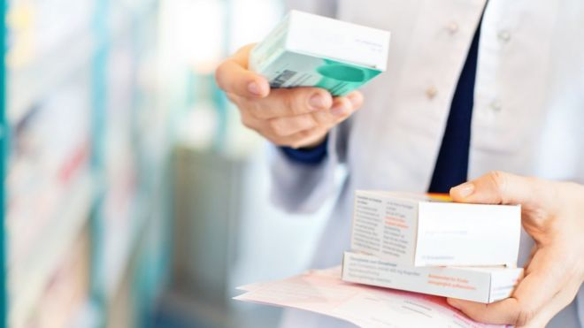Pregabalin: Spending on 'new valium' greater in north - BBC News
