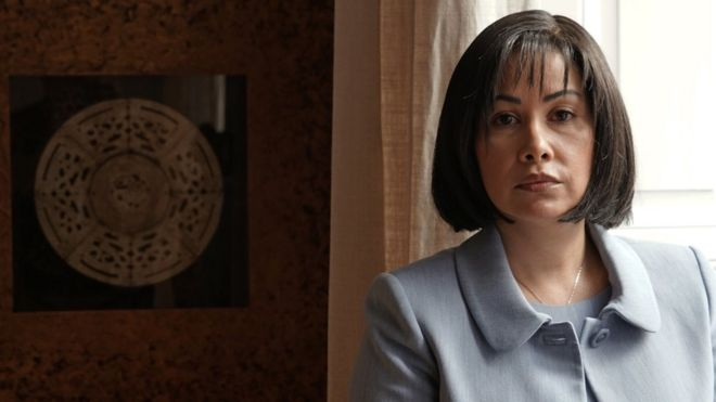 Claudia Díaz Guillén, la exenfermera que quiere evitar ser extraditada a Venezuela