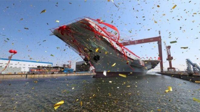 چینی بحری جہاز