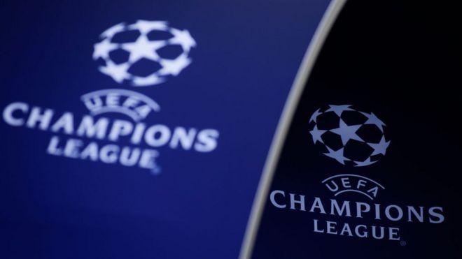 Champions League: así quedó el sorteo de los octavos de final - BBC ...