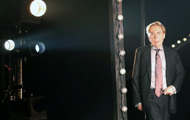 neu kommen an präsentieren Premium-Auswahl Andrew Lloyd Webber: My career in 7 songs - BBC News