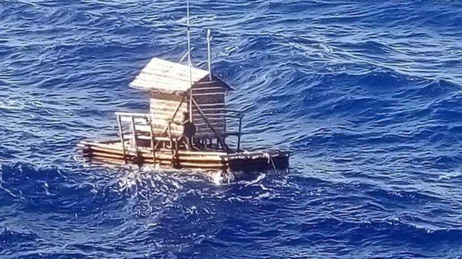 فتى إندونيسي يبقى حيا 49 يوما في عرض البحر