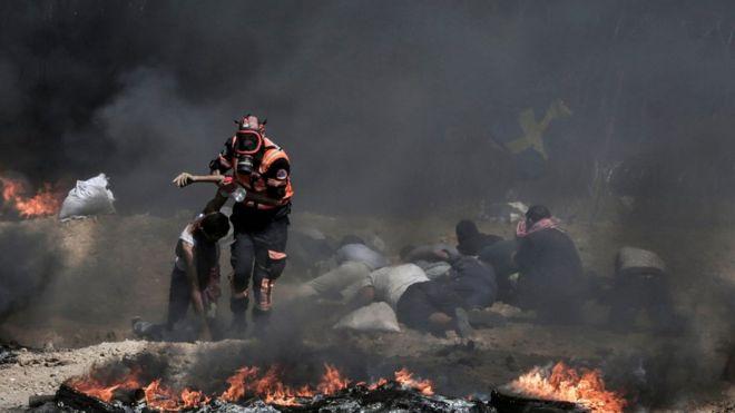 درگیری در غزه