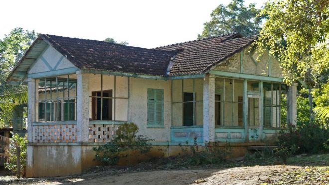 Casa na Fordlândia