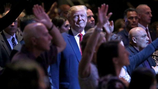 Por qu� los evang�licos de Estados Unidos apoyan a Donald Trump