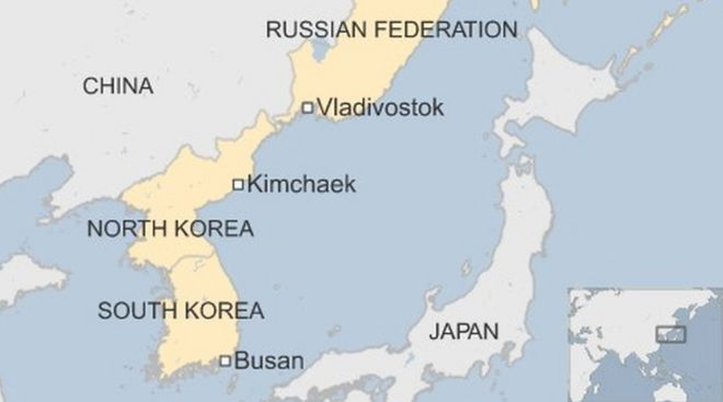North Korea detains Russian yacht   BBC News