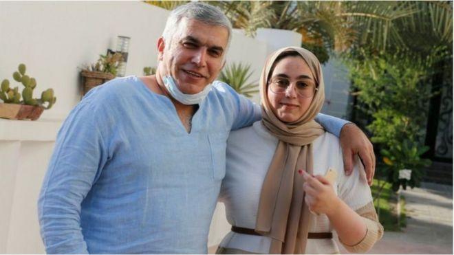 نبيل رجب: البحرين تطلق سراح الناشط الحقو _112813758_whatsubject