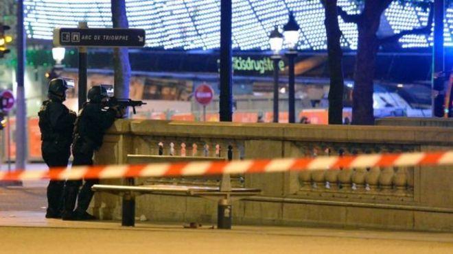 Предполагаемый соучастник парижского теракта сдался полиции