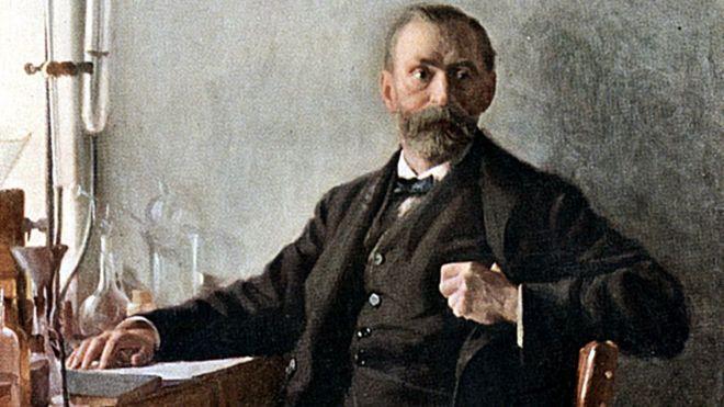 Resultado de imagen para Foto de Alfred Nobel