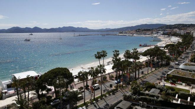 Cannes: Britânico morre após colisão de iates