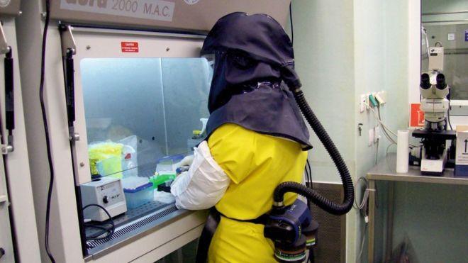 प्रयोगशालाहरूले विभिन्न स्तरका सुरक्षा अपनाएका हुन्छन्