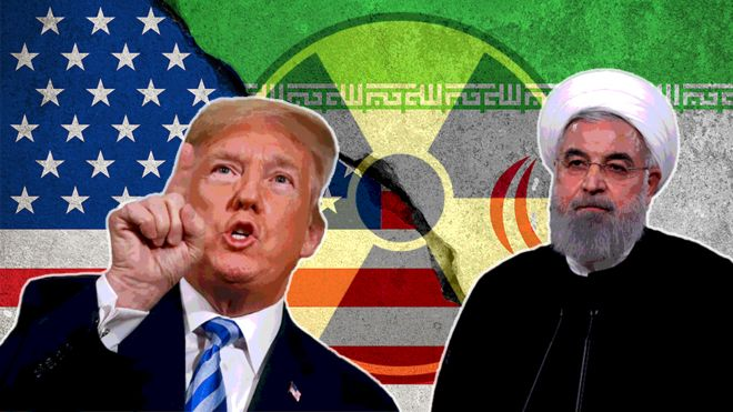 Iran-US tensions: What's going on? - BBC News