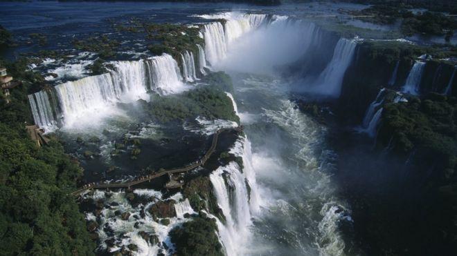 Parque Nacional de Iguaçu