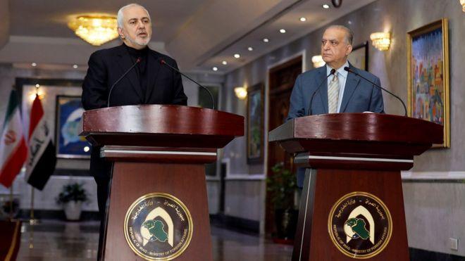 العراق مستعد للوساطة بين طهران وواشنطن لحل الأزمة بين البلدين