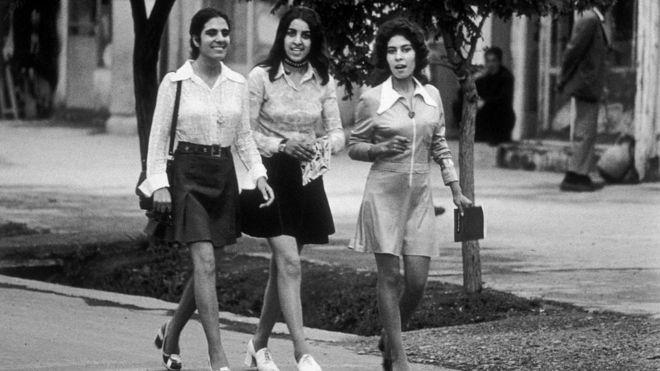 अफ़गान लड़कियाँ, साल 1972