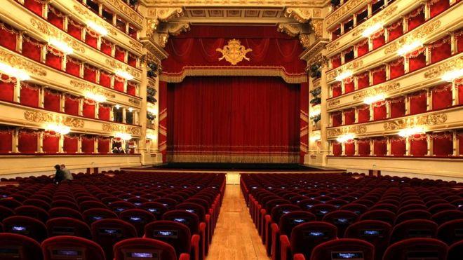 تالار اپرای مشهور میلان پول عربستان را پس میدهد