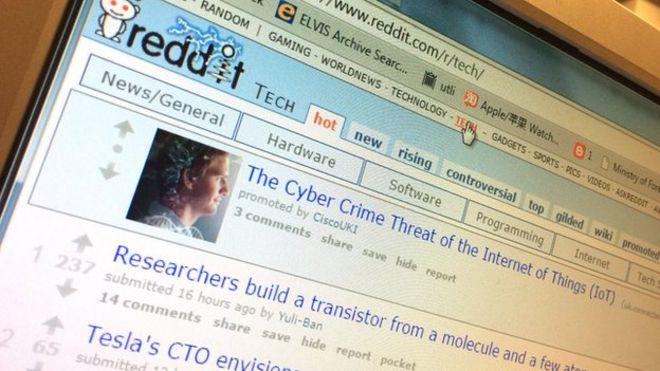 Reddit set to cull 'dark side' communities - BBC News