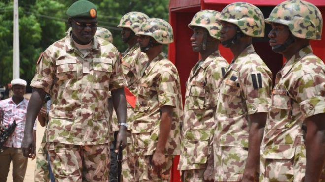 Image result for Nigerian army