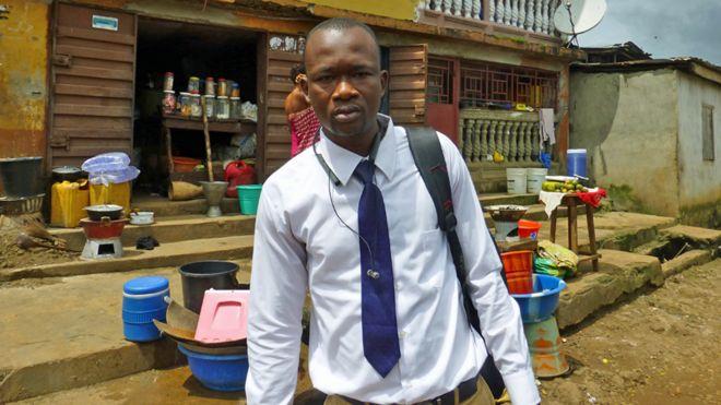 Sheku Bangura