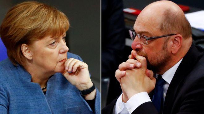Almanya'da koalisyon çerçeve anlaşması: Türkiye'ye vize serbestisi ve yeni fasıl yok