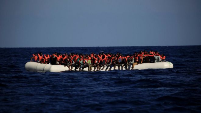Major rescue operation in Central Mediterranean saves over 1500 migrants