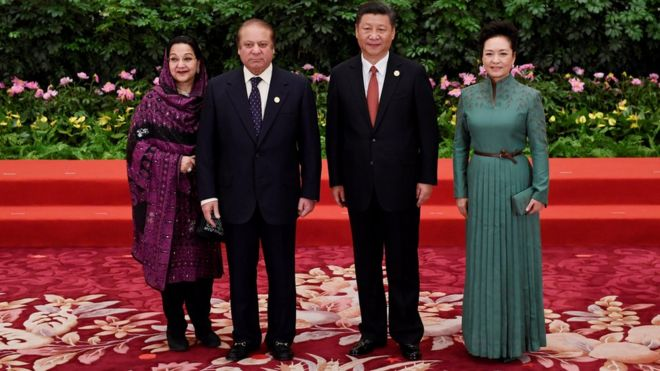 پاکستان، چین