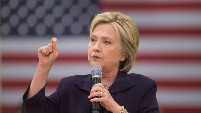 hillary clinton s wall st speeches published by wikileaks bbc news
