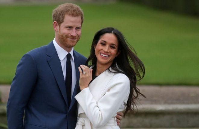 Принц Гарри и Меган Маркл завели общий аккаунт в Instagram
