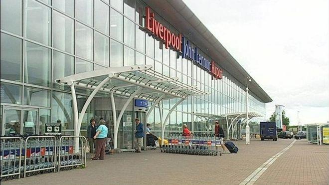 john lennon airport