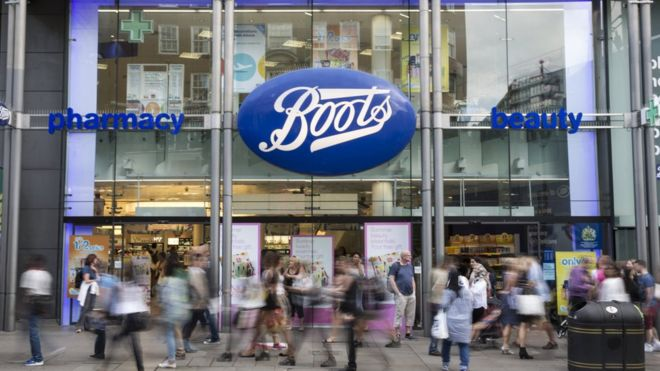 Boots review puts 200 stores at risk of closure , BBC News