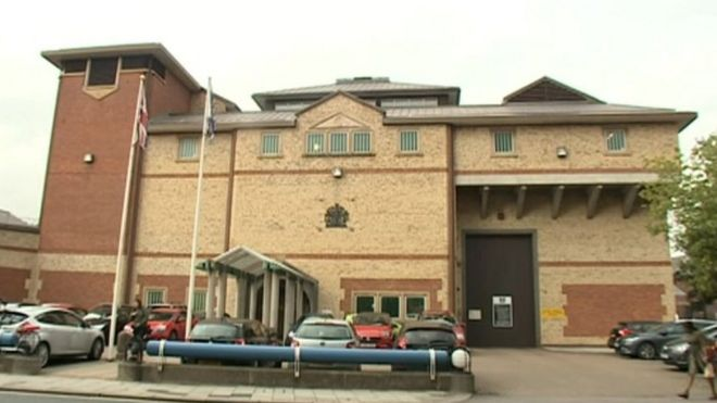 f3f198eecbe HMP Bedford inmates  effectively control  jail - BBC News