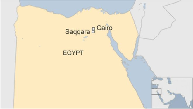 Egypt Police Killed In Drive By Shooting South Of Cairo Bbc News