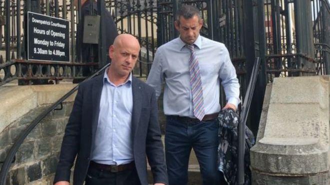 Jail sentences over £1m counterfeit money scam - BBC News