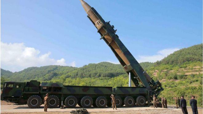 Bắc Hàn, tên lửa, hạt nhân