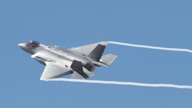 FT: ABD Senatosu F-35'lerin sırlarının ele geçirilme ihtimalinden endişeli