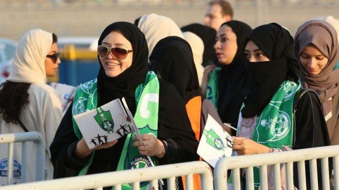 Taageerayaasha ayaa yimid shalay garoonka kubadda cagta ee King Abdullah oo ku yaalla magaalada Jeddah