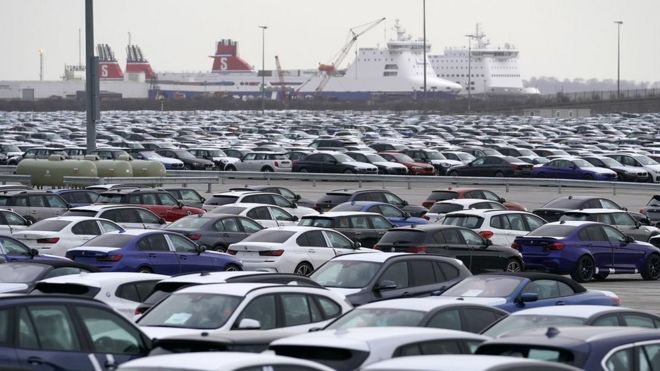 Most Imports Tariff Free Under No Deal Plan Bbc News