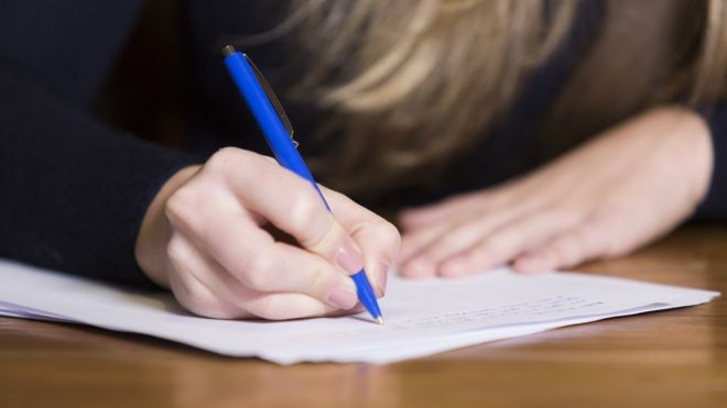 Ban all watches from exams to stop cheating' - BBC News